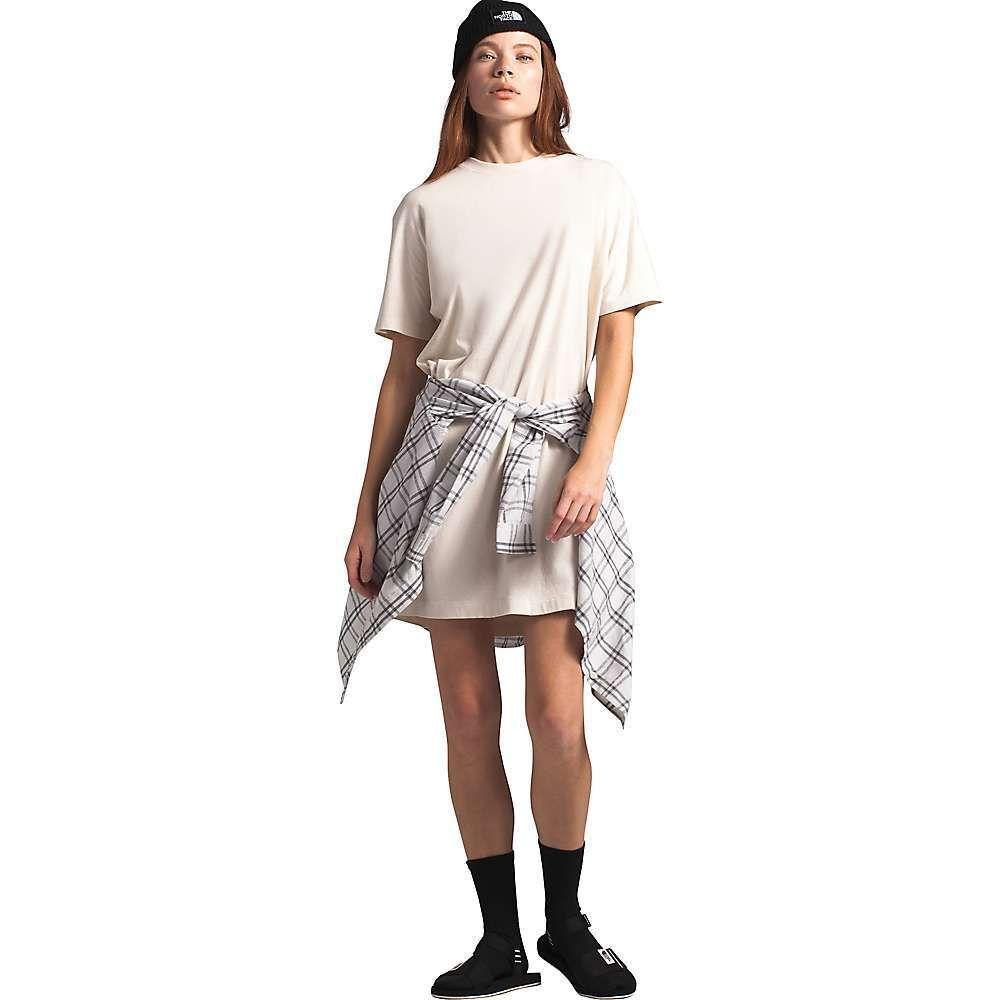ザ ノースフェイス The North Face レディース ワンピース ワンピース・ドレス【Woodside Hemp Tee Dress】Raw Undyed
