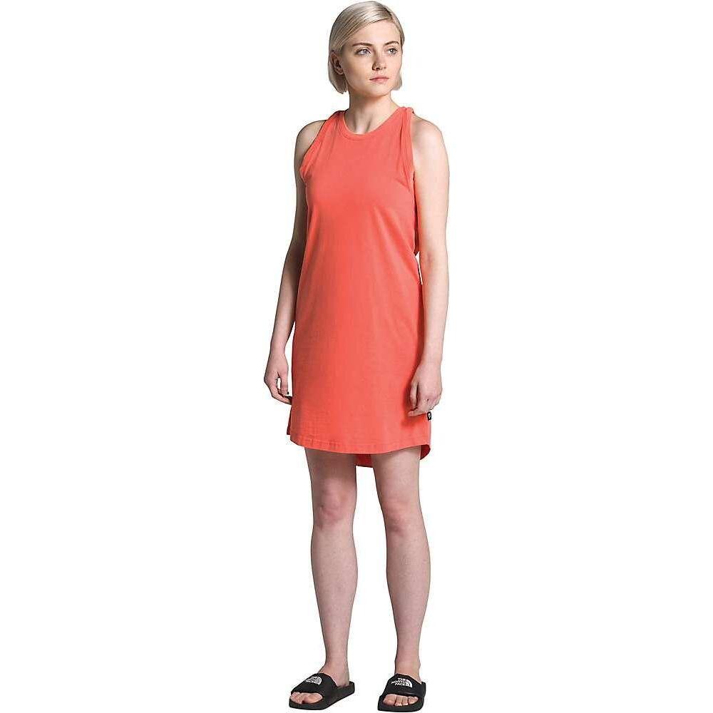 ザ ノースフェイス The North Face レディース ワンピース ワンピース・ドレス【Woodmont Dress】Miami Orange