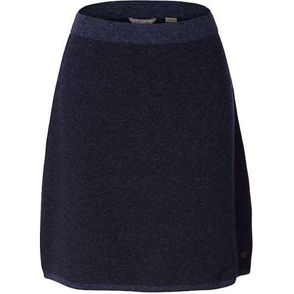 ロイヤルロビンズ Royal Robbins レディース スカート 【All Season Merino II Skirt】Denim