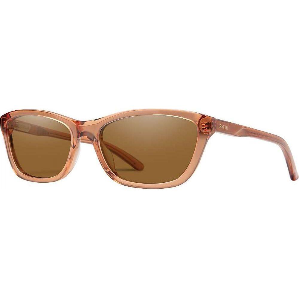 スミス Smith レディース メガネ・サングラス 【The Getaway Polarized Sunglasses】Crystal Tobacco/Brown