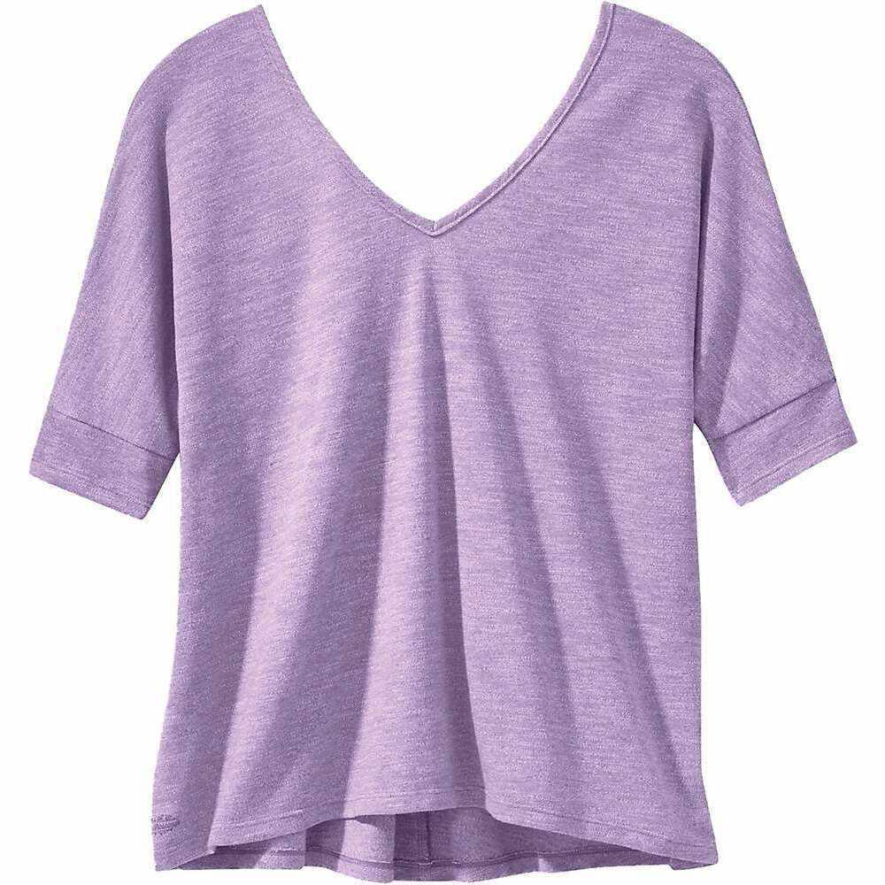 アウトドアリサーチ Outdoor Research レディース Tシャツ トップス【Athena High-Low Tee】Elderberry