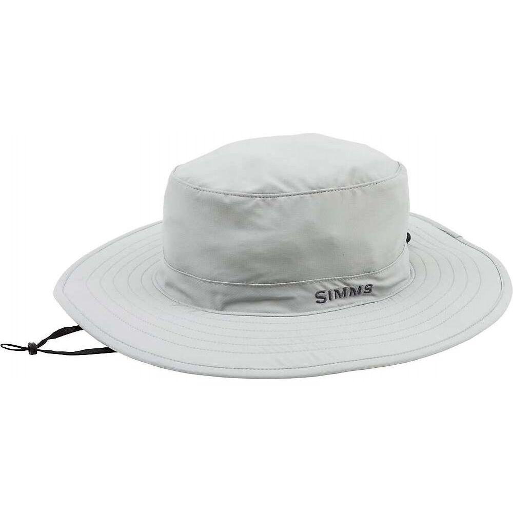 シムス Simms レディース 帽子 ソンブレロ【Superlight Solar Sombrero】Granite