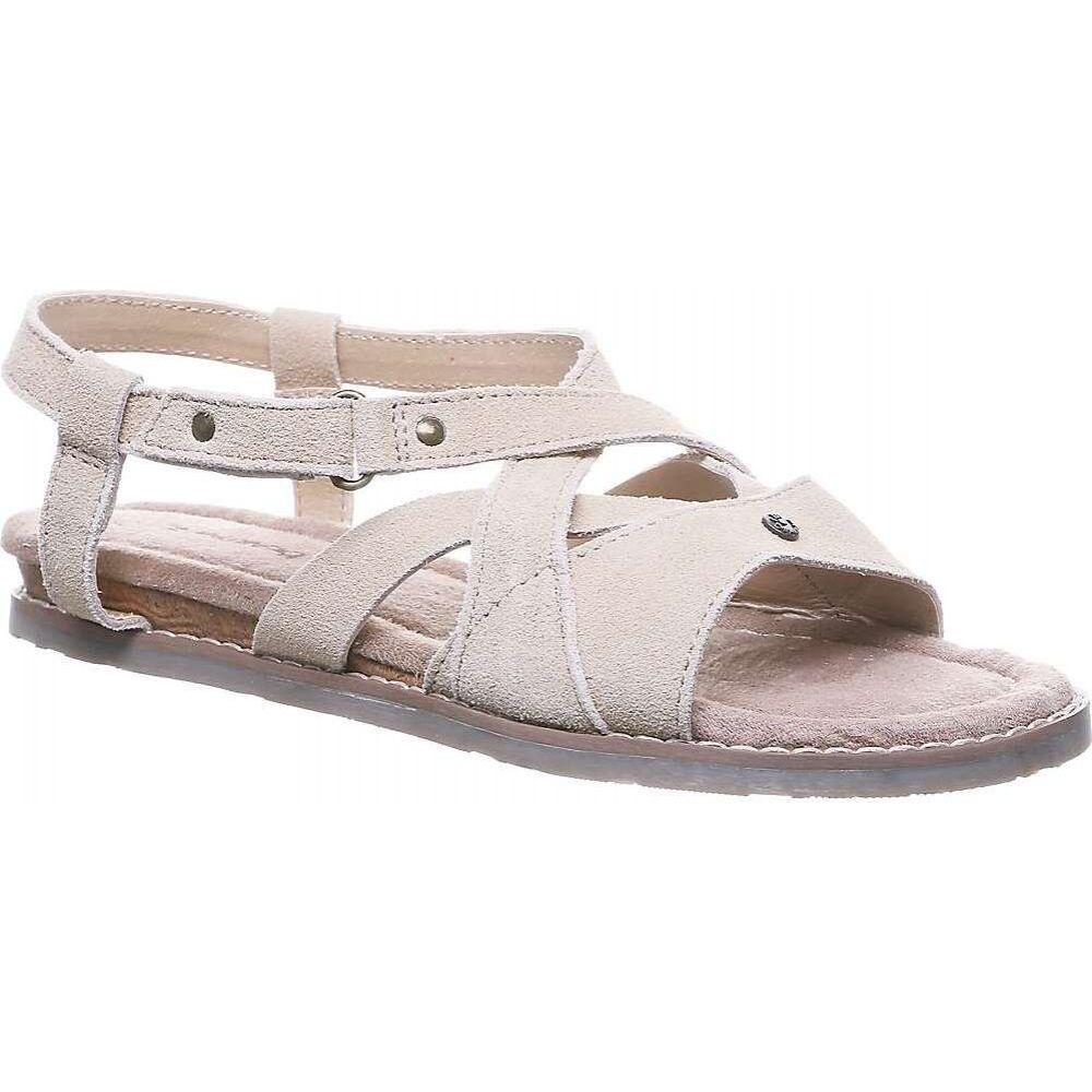 ベアパウ Bearpaw レディース サンダル・ミュール シューズ・靴【Aruba Sandal】Oat