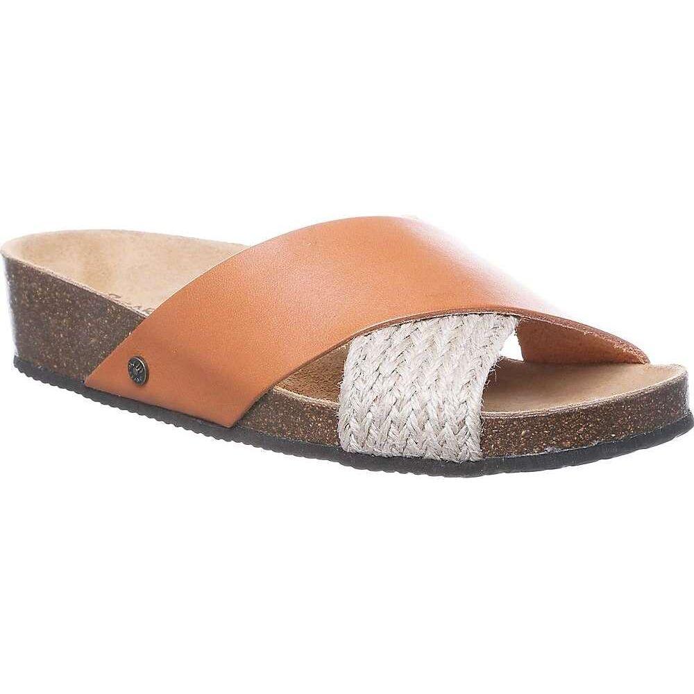 ベアパウ Bearpaw レディース サンダル・ミュール シューズ・靴【Valentina Sandal】Natural