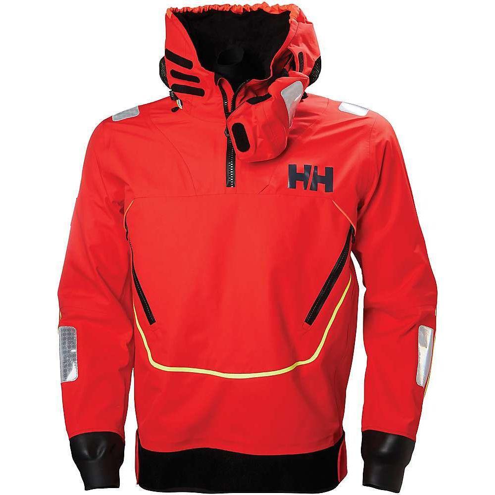 ヘリーハンセン Helly Hansen メンズ ジャケット アウター【Aegir Race Smock】ALERT RED
