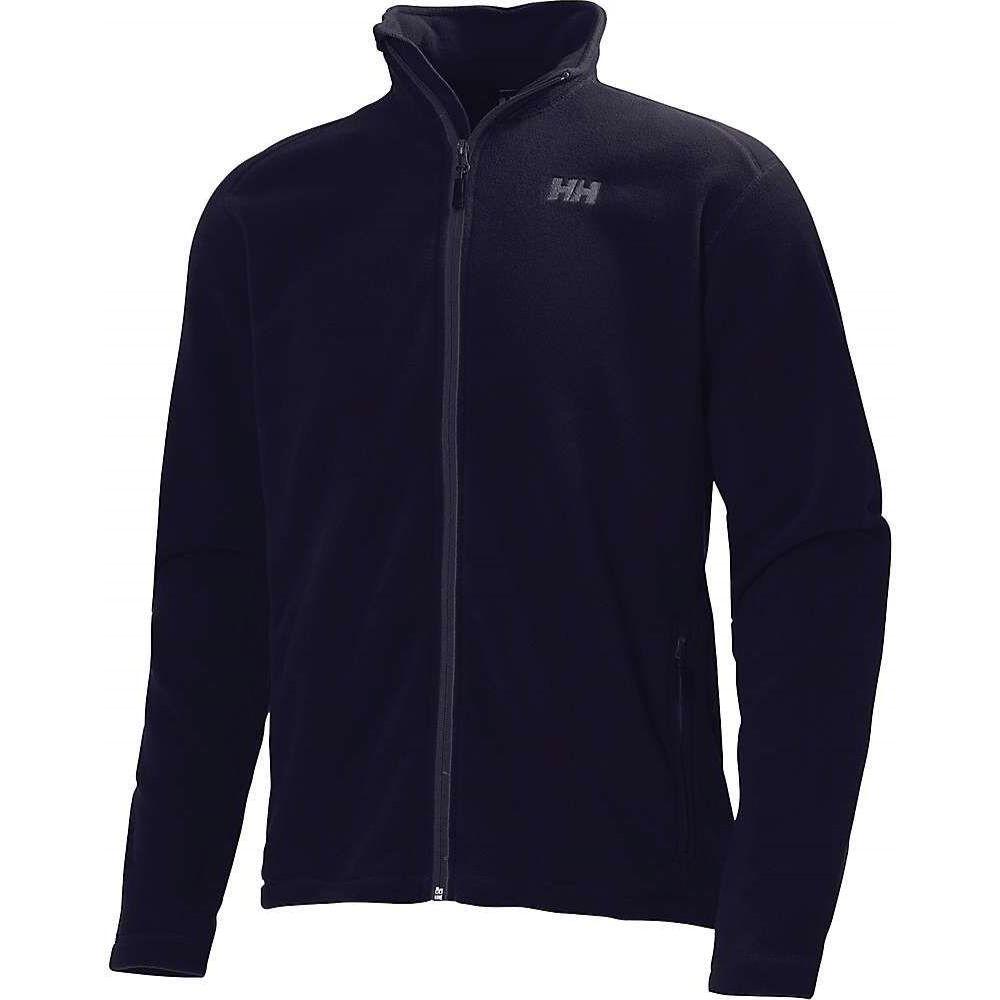 ヘリーハンセン メンズ トップス フリース NAVY 商店 サイズ交換無料 Helly Team 安心の定価販売 Fleece Hansen Daybreaker Jacket