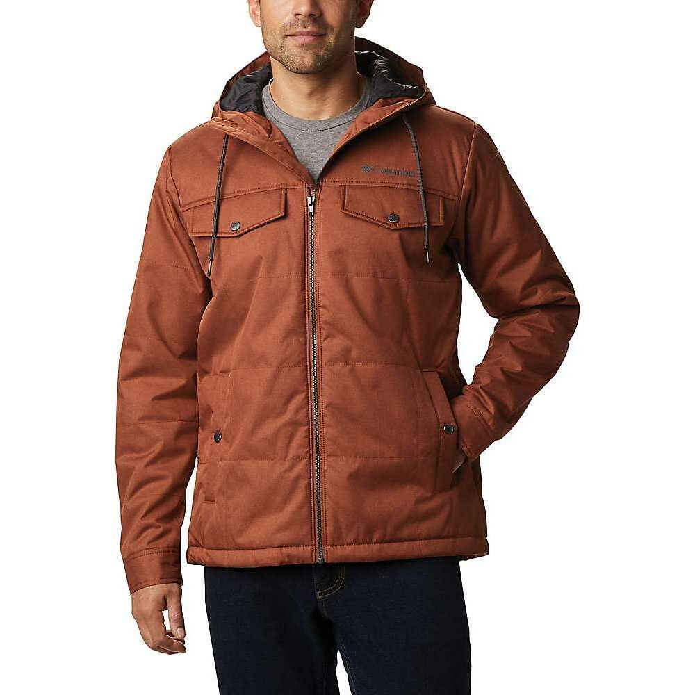コロンビア Columbia メンズ ジャケット アウター【Montague Falls II Insulated Jacket】Dark Amber Melange