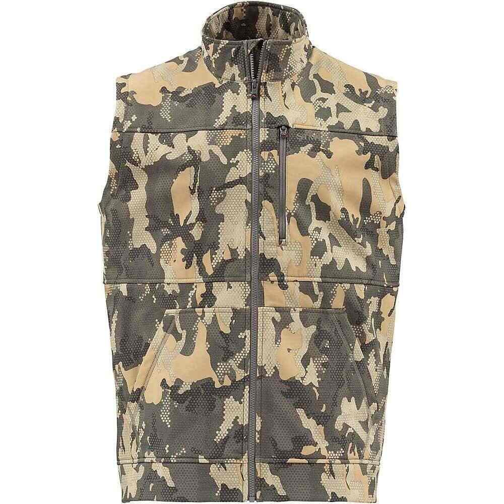 シムス Simms メンズ ベスト・ジレ トップス【Rouge Vest】Hex Flo Camo Timber