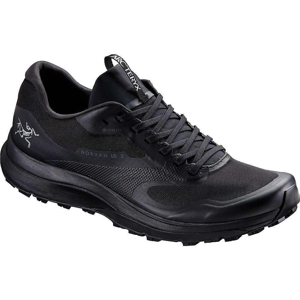 アークテリクス Arcteryx メンズ ランニング・ウォーキング シューズ・靴【Norvan LD 2 GTX Shoe】Black/Black