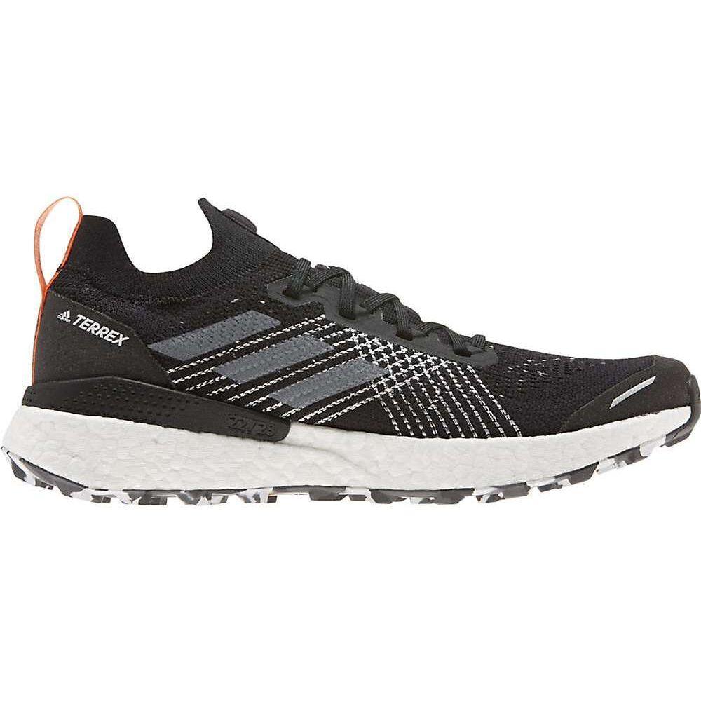 アディダス Adidas メンズ ランニング・ウォーキング シューズ・靴【Terrex Two Ultra Parley Shoe】Black/Grey Three/Blue Spirit