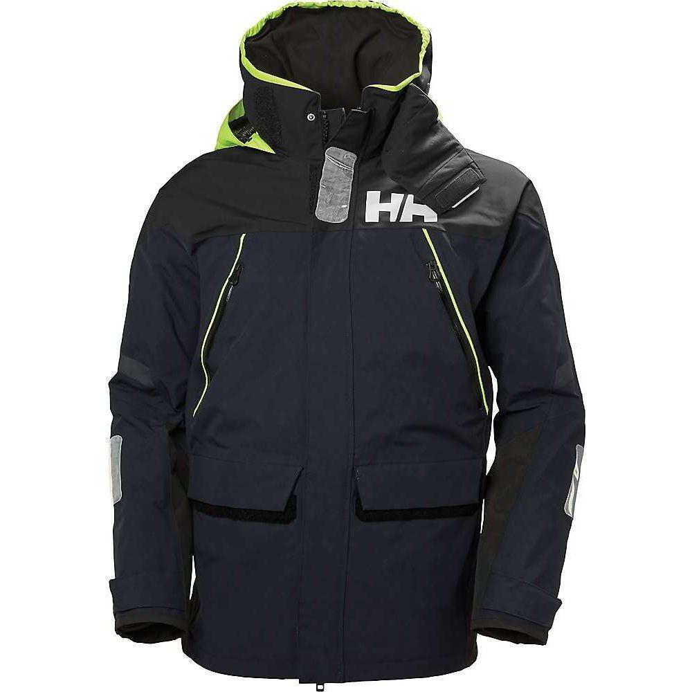 Jacket】NAVY Helly ウェットスーツ 水着・ビーチウェア【Skagen メンズ ヘリーハンセン Hansen Offshore ジャケット