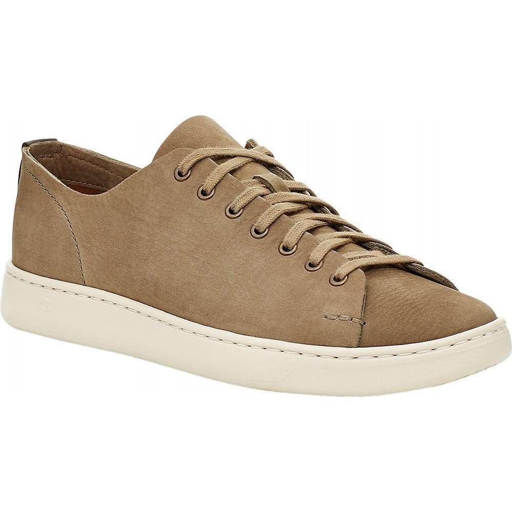 アグ Ugg メンズ シューズ・靴 ローカット【Pismo Sneaker Low Shoe】Taupe