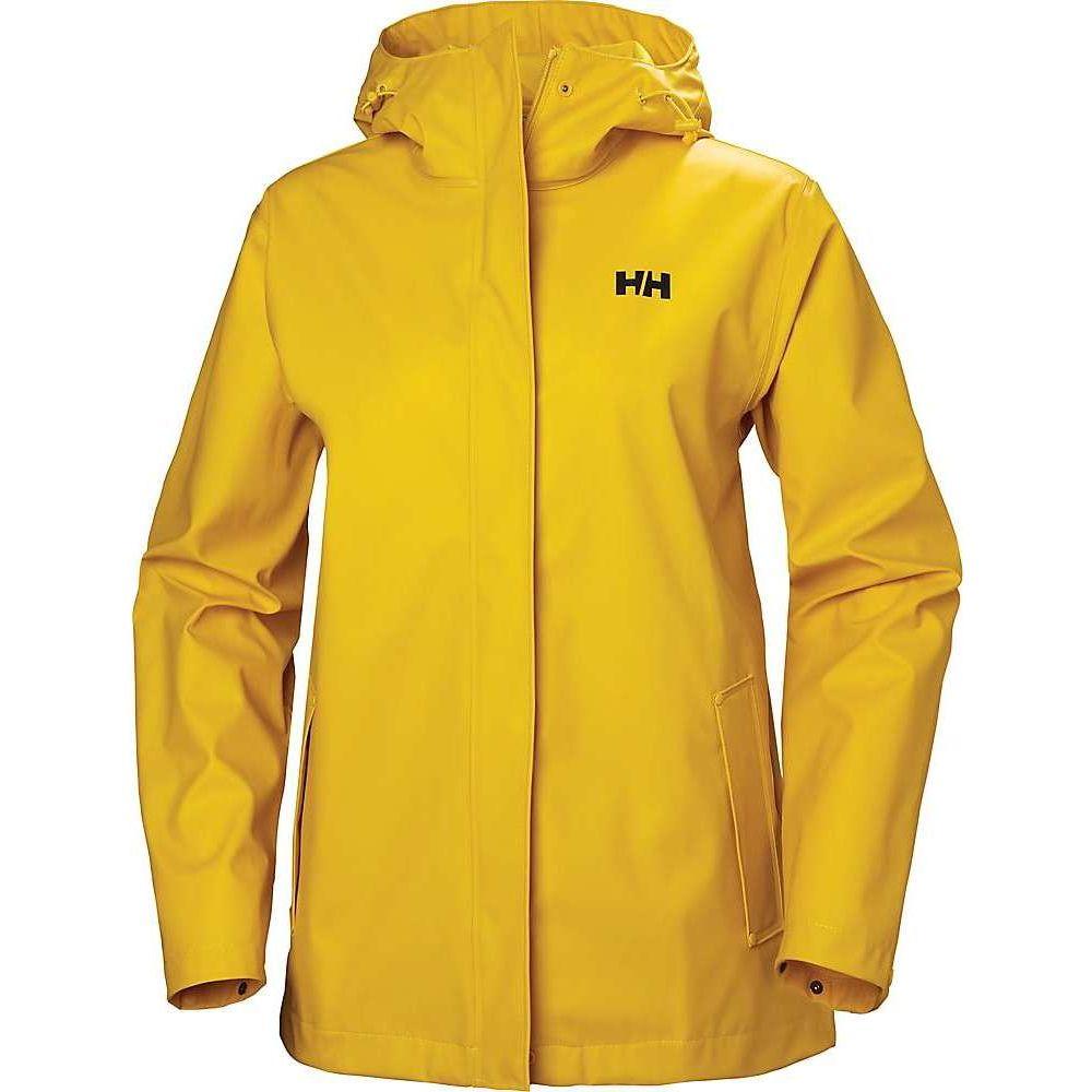 ヘリーハンセン Helly Hansen レディース ジャケット アウター【Moss Jacket】Essential Yellow