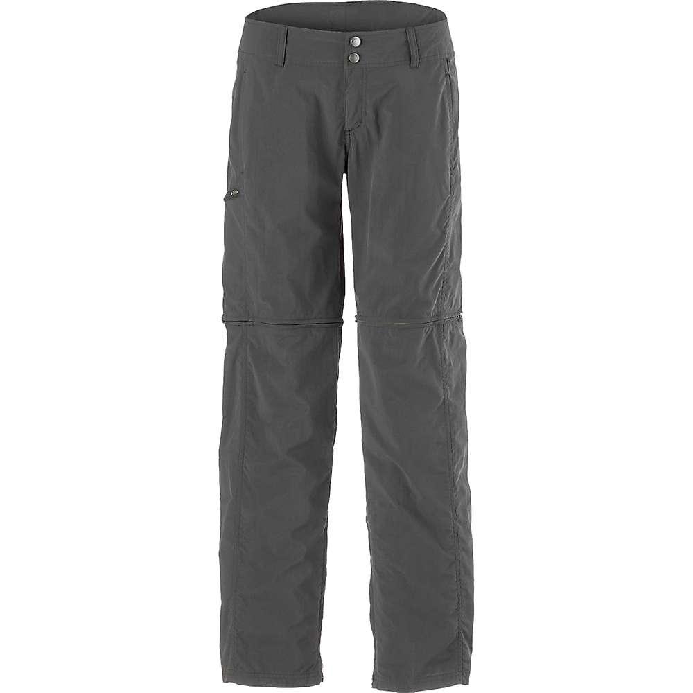 エクスオフィシオ レディース ハイキング ウェア【ExOfficio BugsAway Sol Cool Ampario Convertible Pant】Carbon