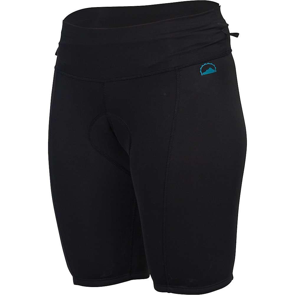 ゾイック レディース サイクリング ウェア【Zoic Premium Liner Short】Black