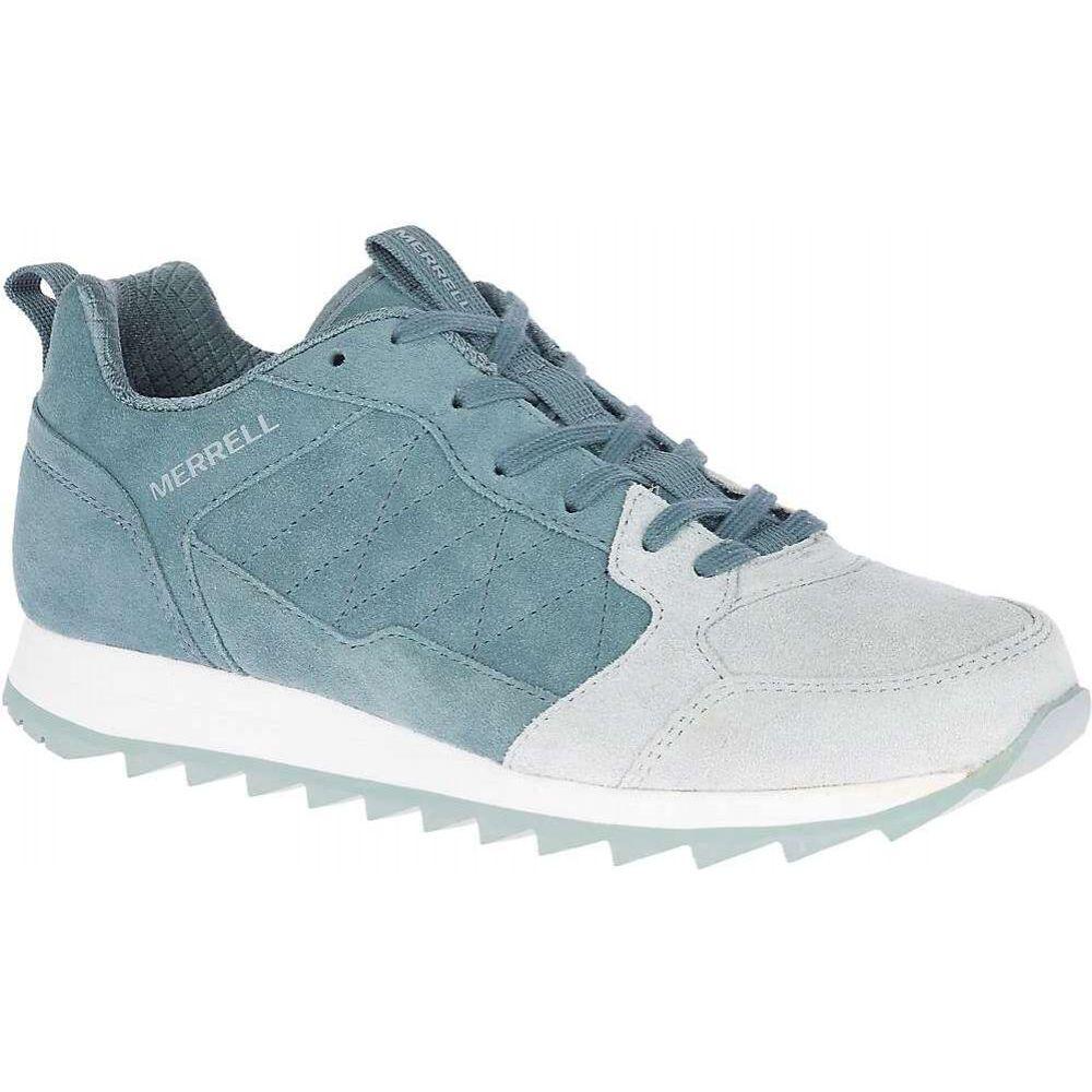 メレル Merrell レディース スニーカー シューズ・靴【Alpine Suede Sneaker】Trooper