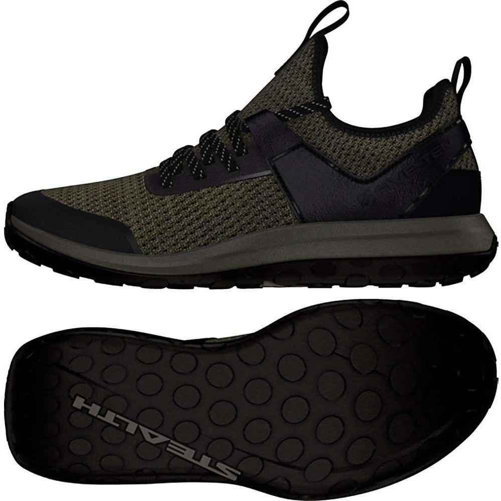 ファイブテン いよいよ人気ブランド 人気の定番 メンズ ハイキング 登山 シューズ 靴 Dark Cargo St Utility サイズ交換無料 Knit Shoe Access Five Brown Grey Ten
