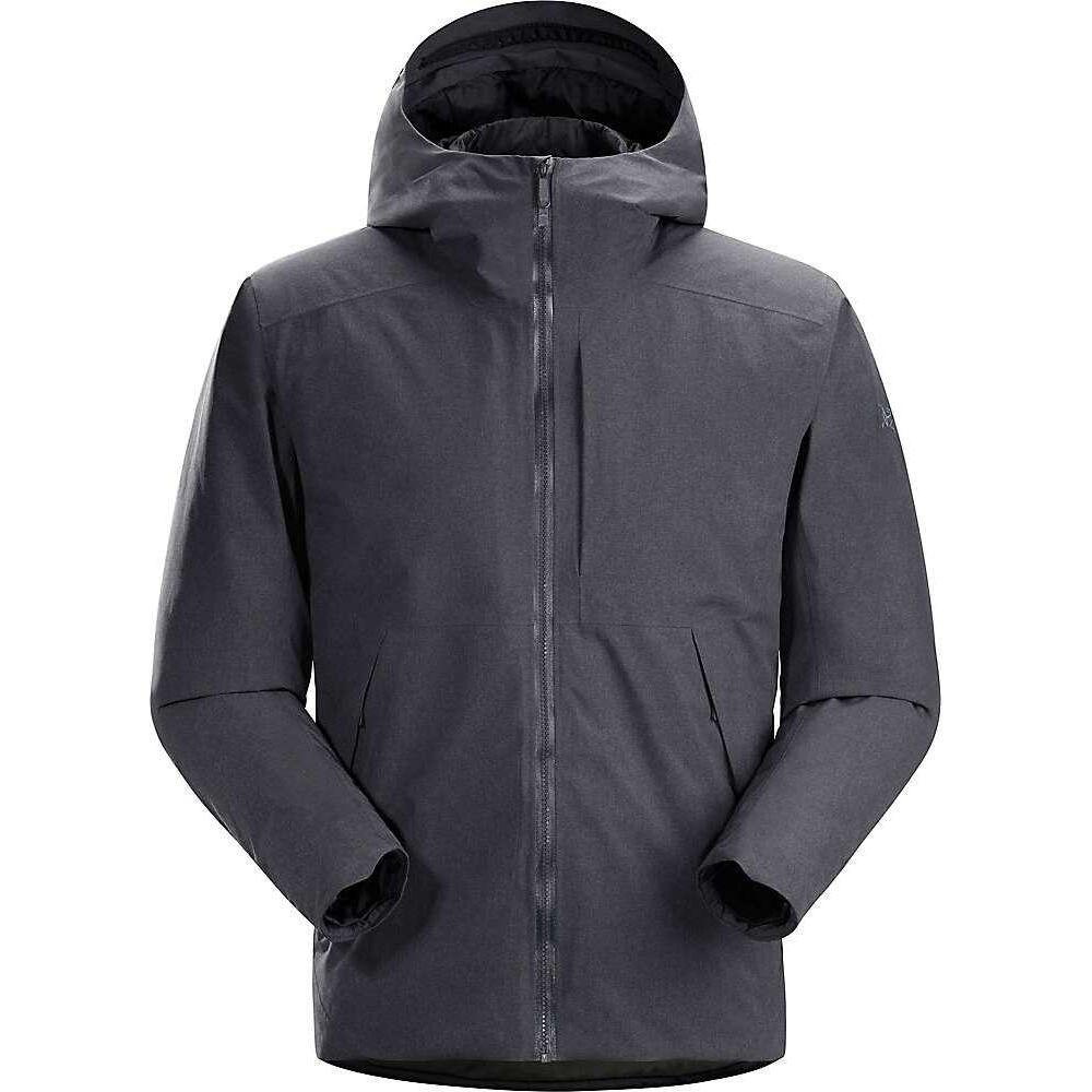 アークテリクス Arcteryx メンズ ジャケット アウター【Radsten Insulated Jacket】Black Heather