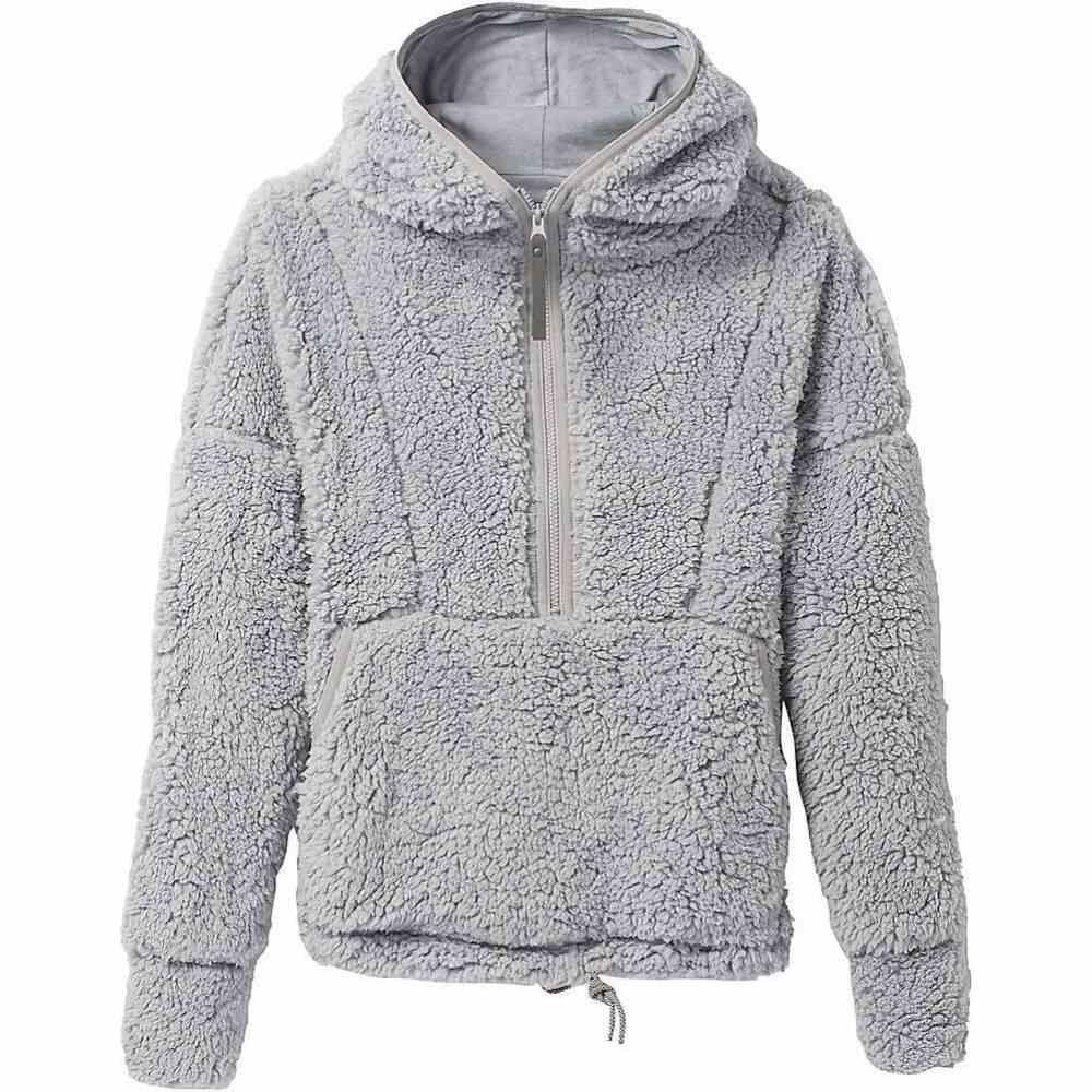 Escape Half ニット・セーター Sweater】Storm トップス【Polar レディース Cloud プラーナ Zip Prana
