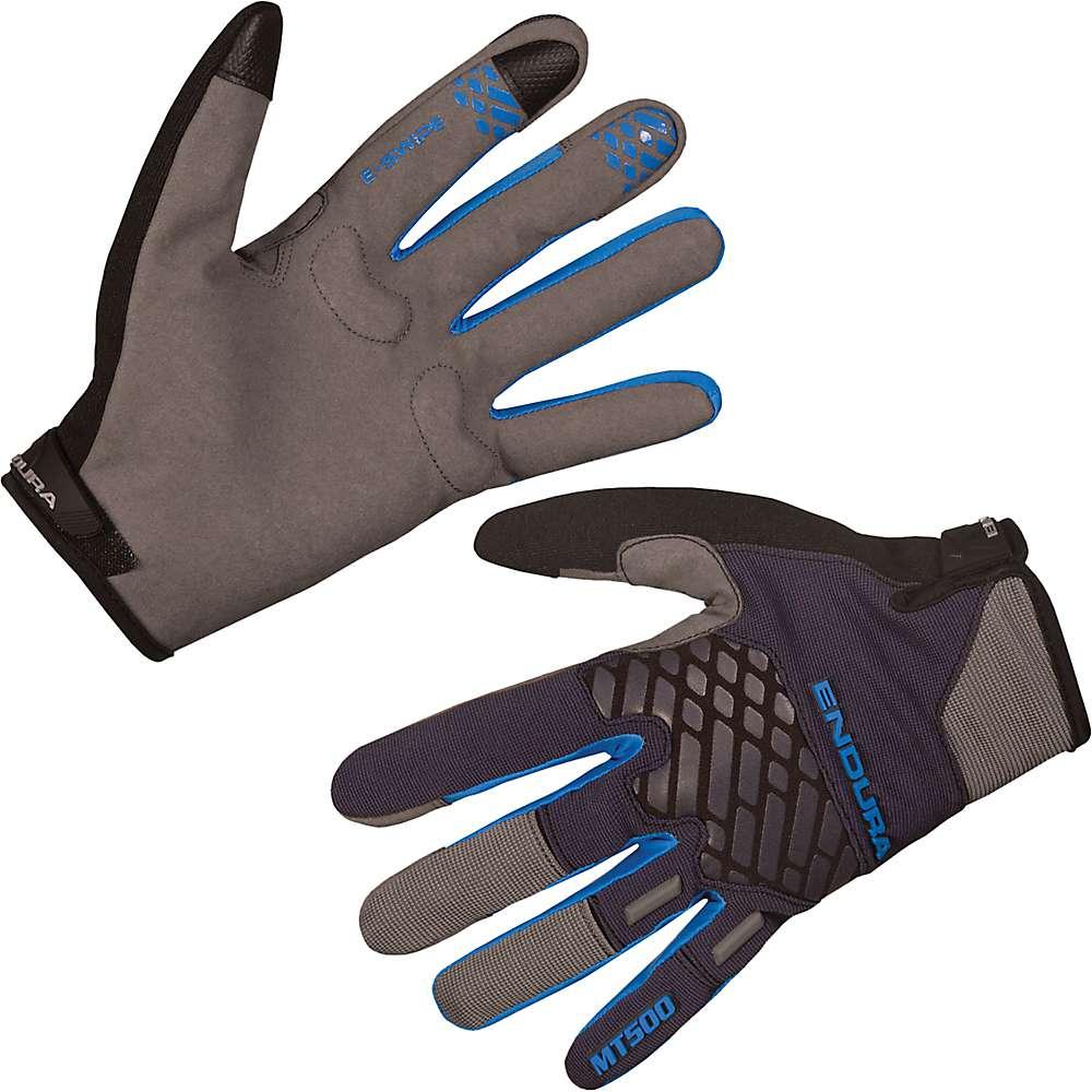 エンデュラ メンズ アクセサリー 手袋【Endura MT500 Glove II】Navy