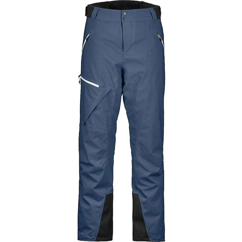国内初の直営店 オルトボックス Ortovox メンズ スキー・スノーボード ボトムス・パンツ【2L Swisswool Andermatt Pant】Night Blue, 園田商事 d46dcda5