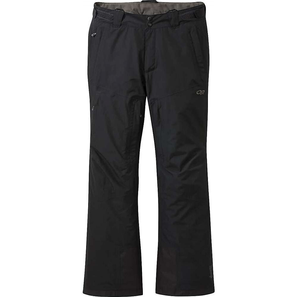 アウトドアリサーチ Outdoor Research メンズ スキー・スノーボード ボトムス・パンツ【Tungsten Pant】Black