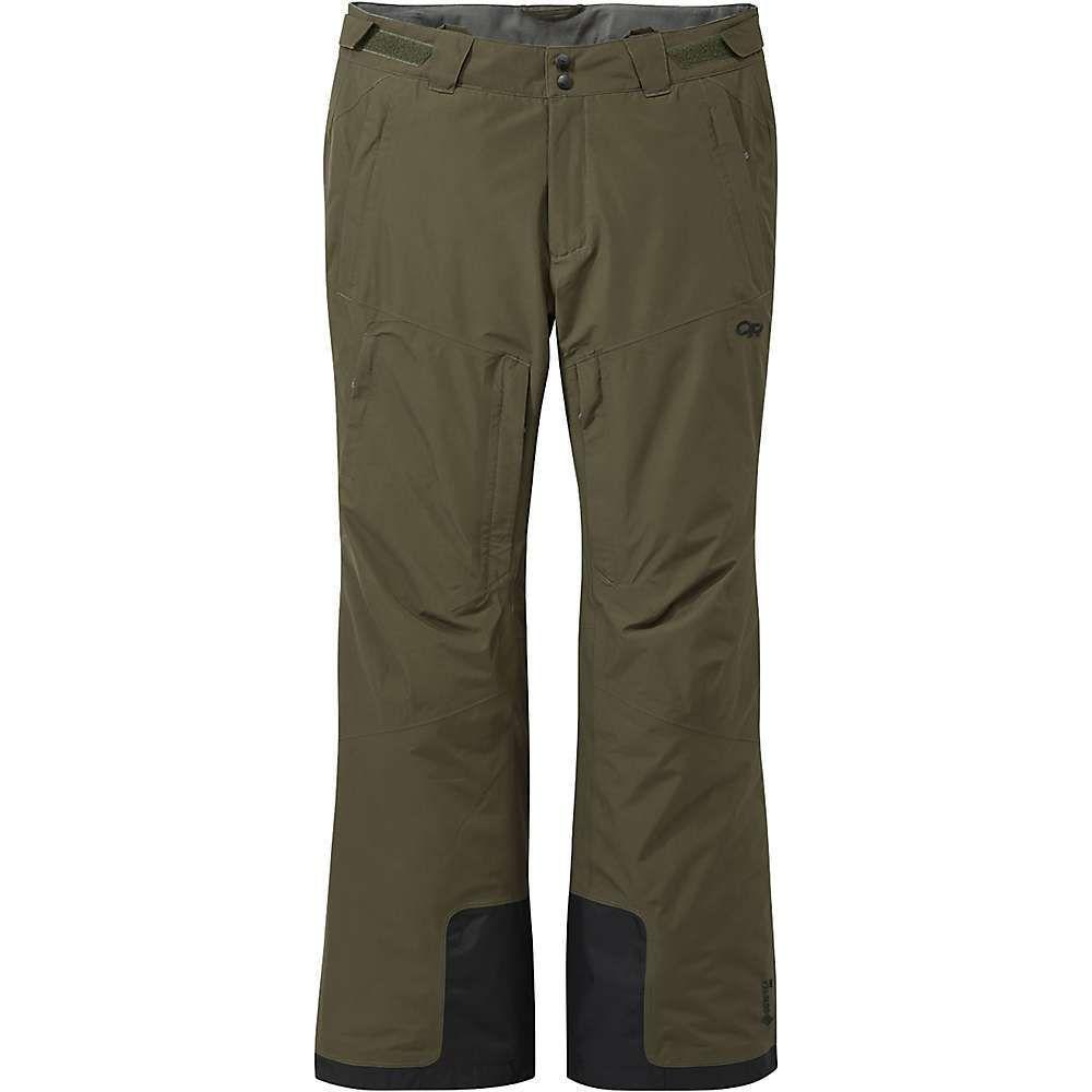 アウトドアリサーチ Outdoor Research メンズ スキー・スノーボード ボトムス・パンツ【Tungsten Pant】Fatigue