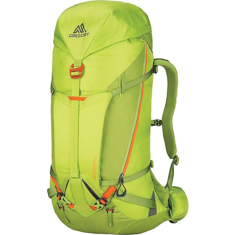 『4年保証』 グレゴリー メンズ ハイキング 購入 登山 バックパック リュック Lichen Alpinisto 50 Gregory Green Backpack サイズ交換無料