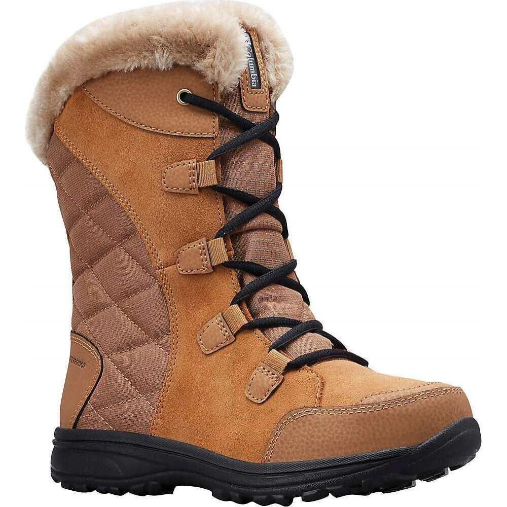 Footwear ブーツ II Ice Maiden コロンビア Boot】Elk/Black Columbia レディース シューズ・靴【Columbia