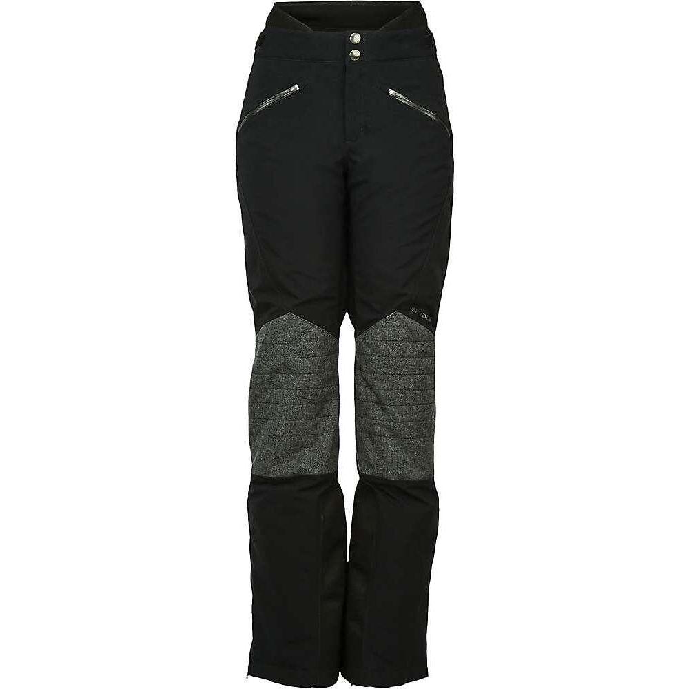 <title>スパイダー レディース スキー スノーボード ボトムス パンツ Black ブランド買うならブランドオフ サイズ交換無料 Spyder Echo GTX LE Pant</title>