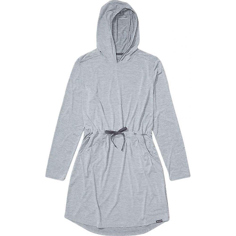 本物の エクスオフィシオ ExOfficio レディース ワンピース ワンピース・ドレス【BugsAway Sol Cool Kaliani Dress】Steel Onyx Heather, Bosco -ボスコ- dc426e68