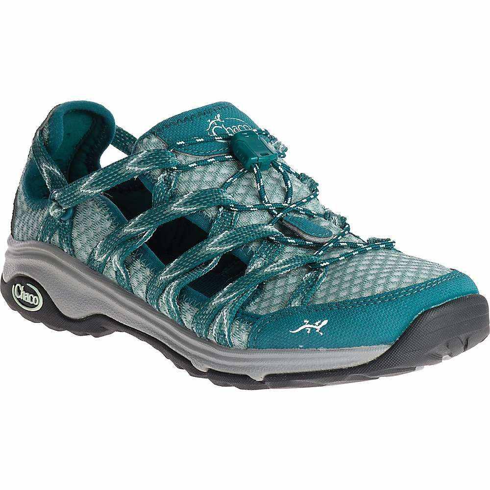 最高級のスーパー チャコ レディース シューズ・靴 ウォーターシューズ レディース【Chaco Evo シューズ・靴 Outcross Evo Free Shoe】Teal, BEATIFIC-STORE:a11bb3ff --- clifden10k.com