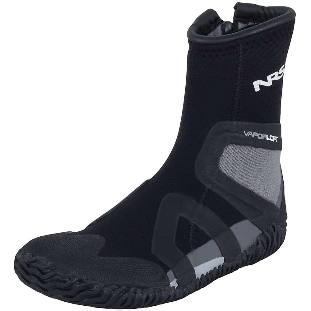 エヌアールエス メンズ シューズ・靴 ウォーターシューズ【NRS Paddle Wetshoe】Black / Grey