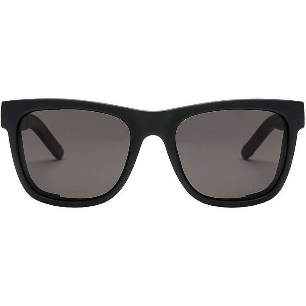 エレクトリック ユニセックス ファッション小物 国内正規総代理店アイテム スポーツサングラス Matte 人気ブレゼント! Black Grey サイズ交換無料 Pro Electric JJF12 Polar Polarized Sunglasses