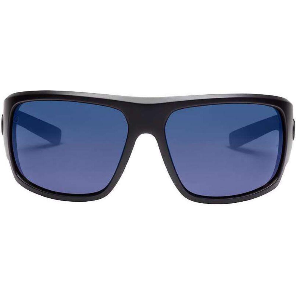 エレクトリック 選択 流行のアイテム ユニセックス ファッション小物 スポーツサングラス Matte Black Blue Electric Polarized Pro サイズ交換無料 Mahi Sunglasses
