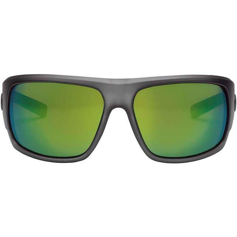 正規激安 エレクトリック ユニセックス ファッション小物 スポーツサングラス Matte Smoke Green Electric サイズ交換無料 Sunglasses Polarized Pro Mahi 年間定番