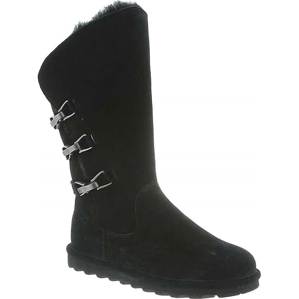 II レディース ブーツ Boot】Black ベアパウ シューズ・靴【Jenna Bearpaw