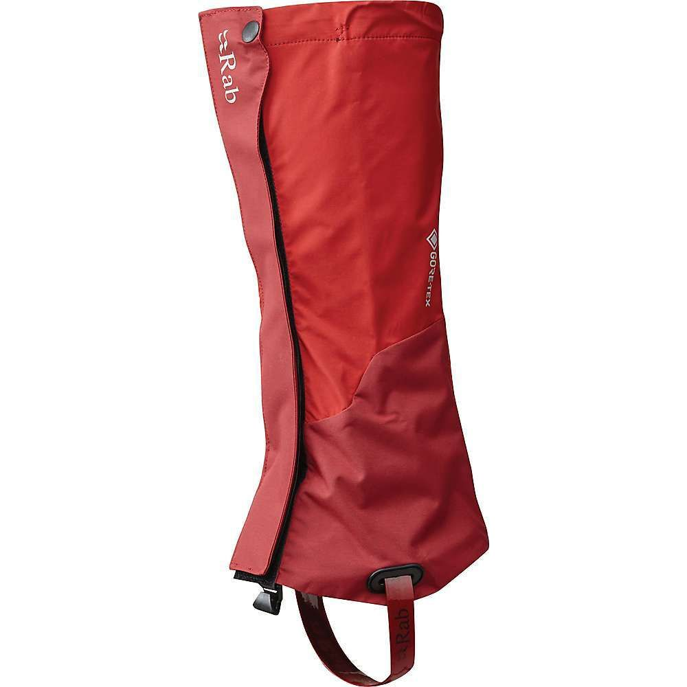 注目ブランド ラブ ユニセックス 大放出セール シューズ 靴 インソール 靴関連用品 Ascent Gaiter サイズ交換無料 Rab Muztag GTX Red