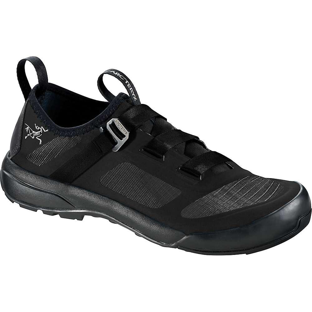 アークテリクス メンズ ハイキング シューズ・靴【Arcteryx Arakys Approach Shoe】Black / Black