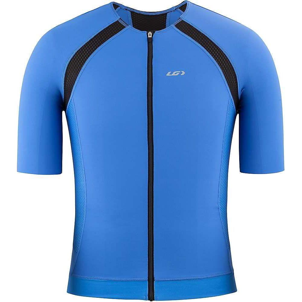 【10%OFF】 ルイガノ トップス【Sprint Louis Garneau ルイガノ メンズ 自転車 トップス【Sprint Tri 自転車 Jersey】Blue/Black, 春日井市:047ad806 --- blacktieclassic.com.au