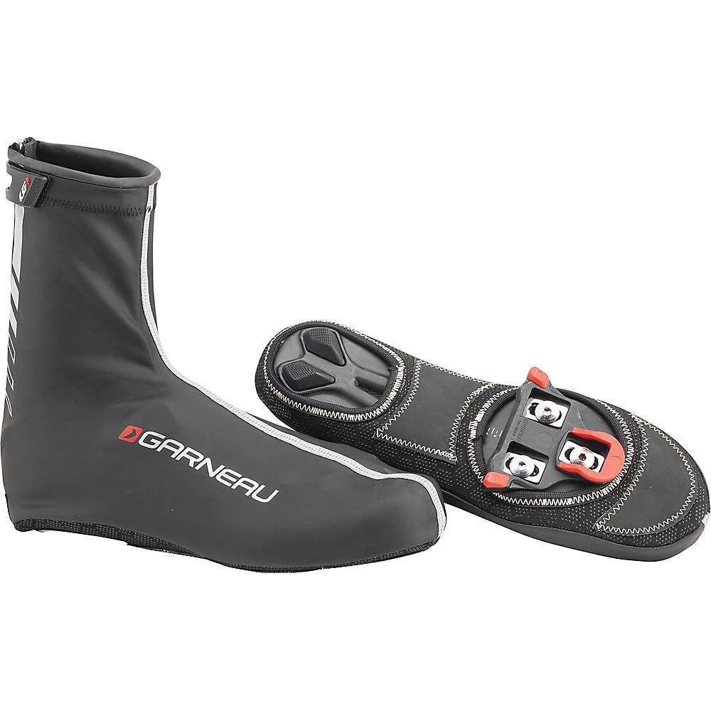 ルイガノ ユニセックス 自転車 Black 買い物 サイズ交換無料 Louis Shoe II セール特別価格 Garneau H2O Cover