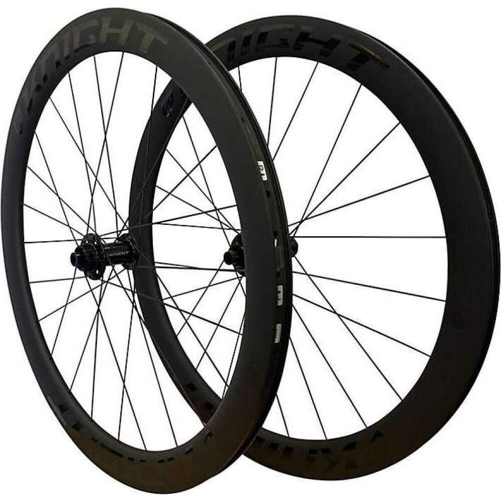 ナイト コンポジット ユニセックス 自転車 Black サイズ交換無料 価格 Knight オンライン限定商品 Wheelset 50 TLA Composites Disc