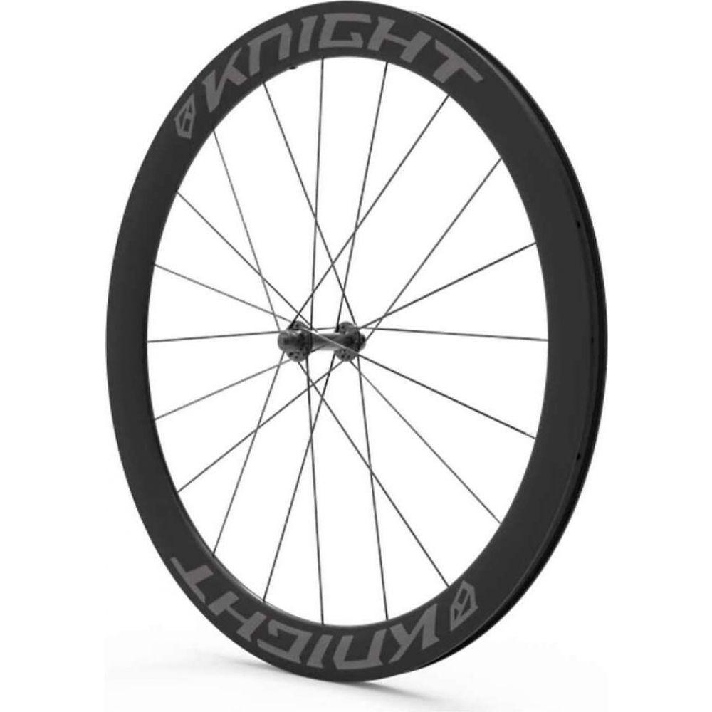 ナイト コンポジット ユニセックス 爆買いセール 自転車 Black サイズ交換無料 50 Wheelset Knight 大特価 Composites TLA