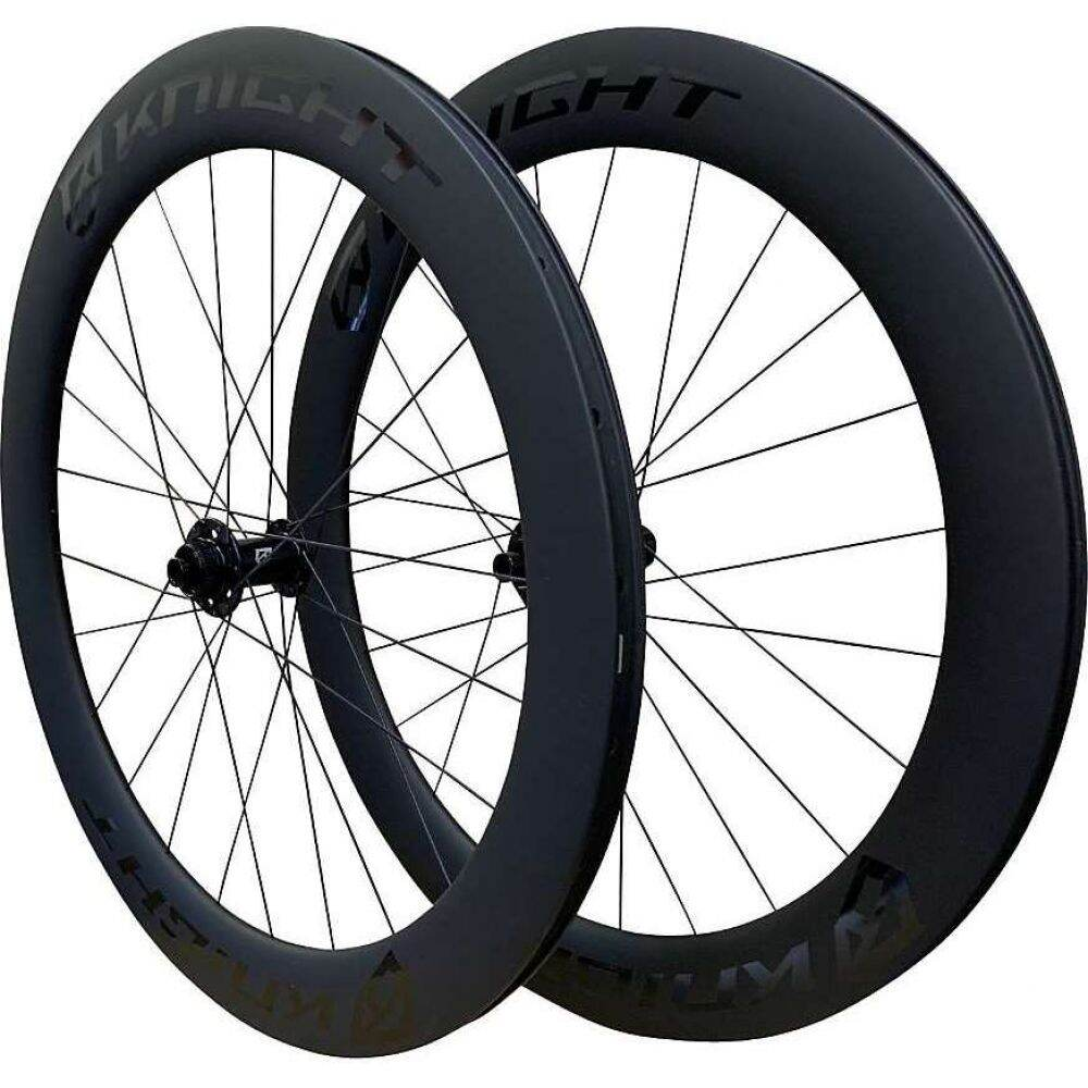 ナイト コンポジット ユニセックス 自転車 Black サイズ交換無料 セール開催中最短即日発送 Wheelset Knight 65 Composites 大人気 Disc