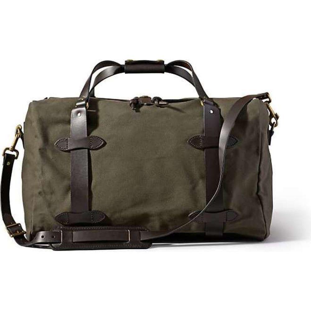 フィルソン ユニセックス バッグ ボストンバッグ ダッフルバッグ 買い取り Otter Filson 本物 Duffle Bag Green サイズ交換無料 Medium