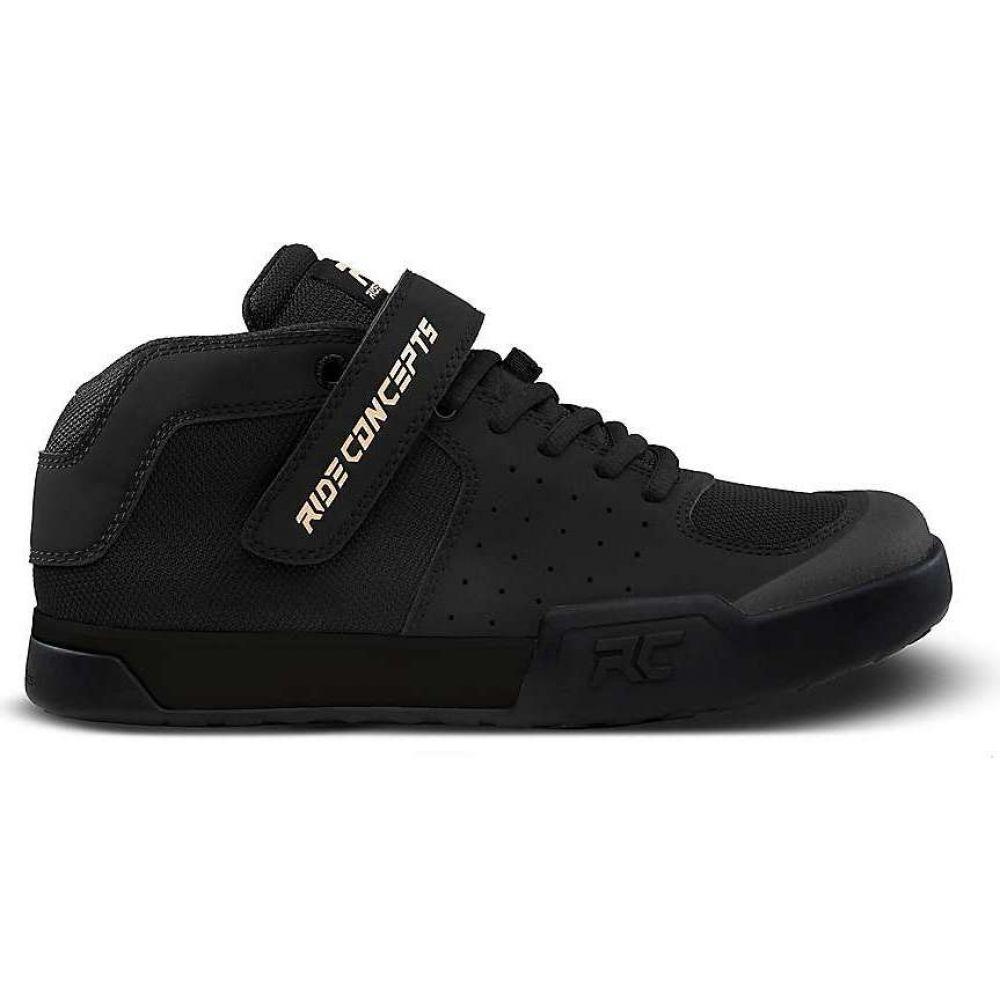 ライドコンセプツ レディース 自転車 シューズ・靴 Black/Gold 【サイズ交換無料】 ライドコンセプツ Ride Concepts レディース 自転車 シューズ・靴【Wildcat Shoe】Black/Gold