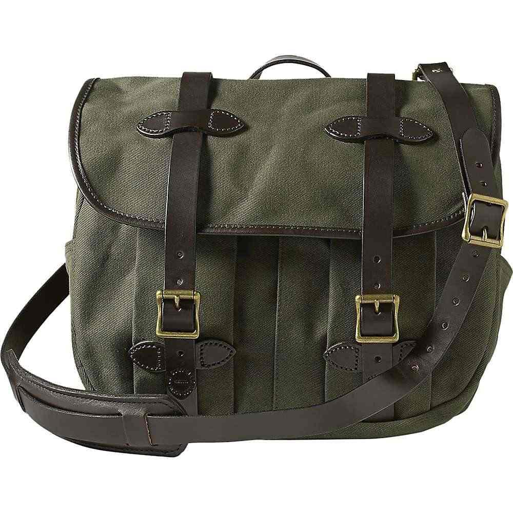 フィルソン ユニセックス バッグ ショルダーバッグ【Filson Field Medium Bag】Otter Green