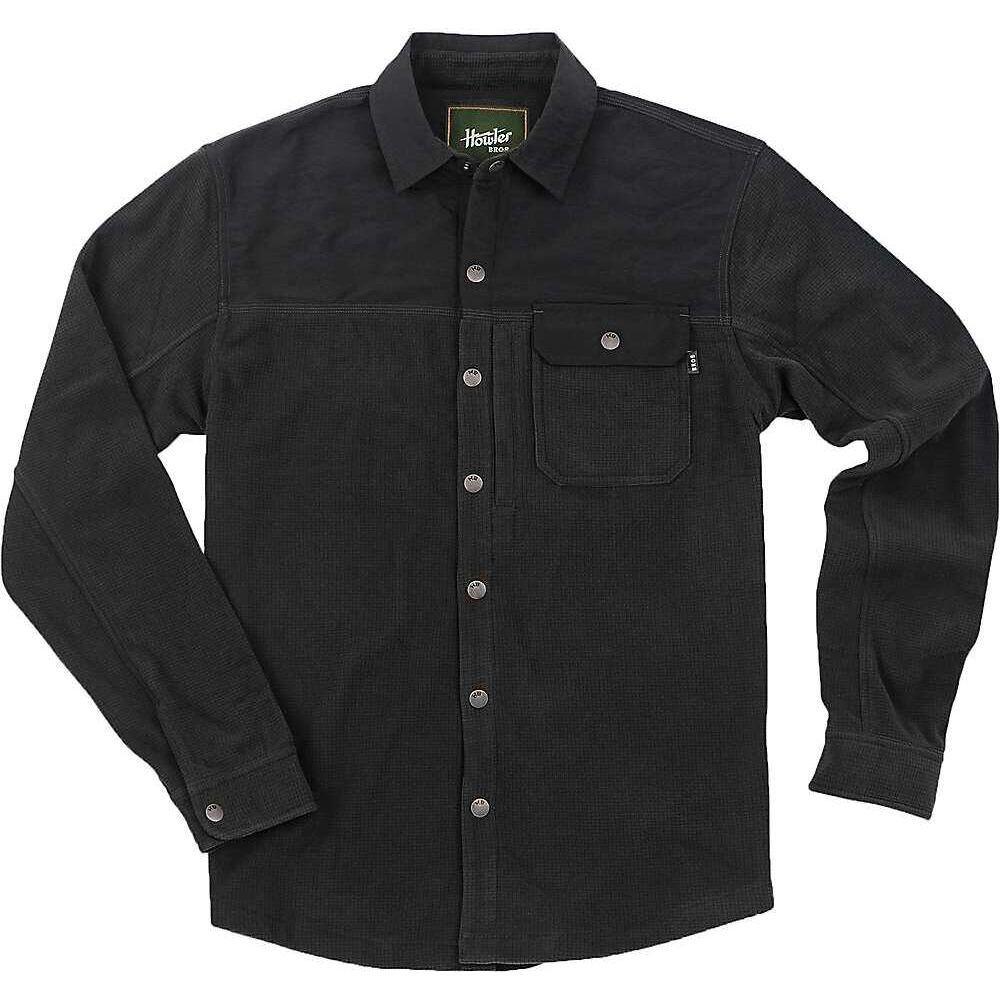 高品質 ホウラーブラザーズ メンズ トップス 出群 フリース Darkside Shirt Howler サイズ交換無料 Polarfleece Brothers