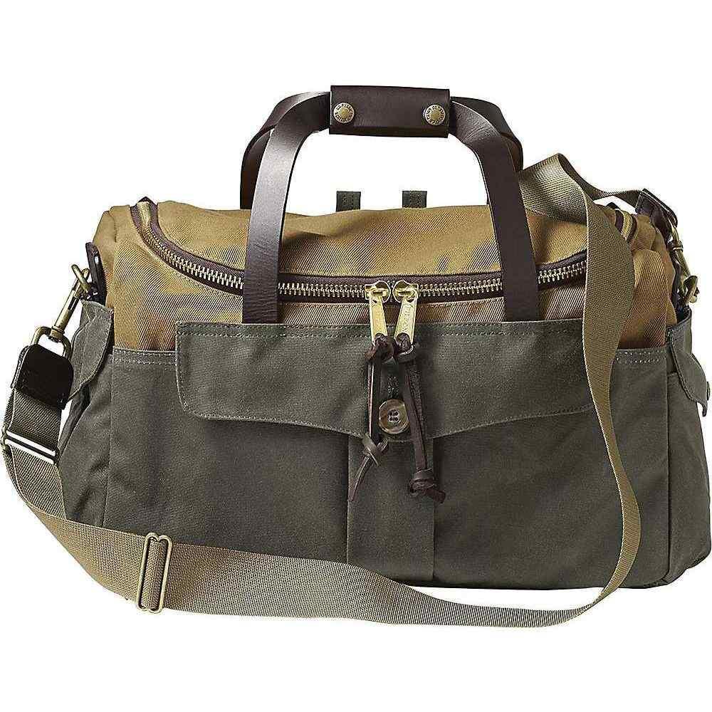 フィルソン ユニセックス バッグ お見舞い ボストンバッグ ダッフルバッグ Tan Otter Sportsman Heritage S Filson サイズ交換無料 最新 Bag Green