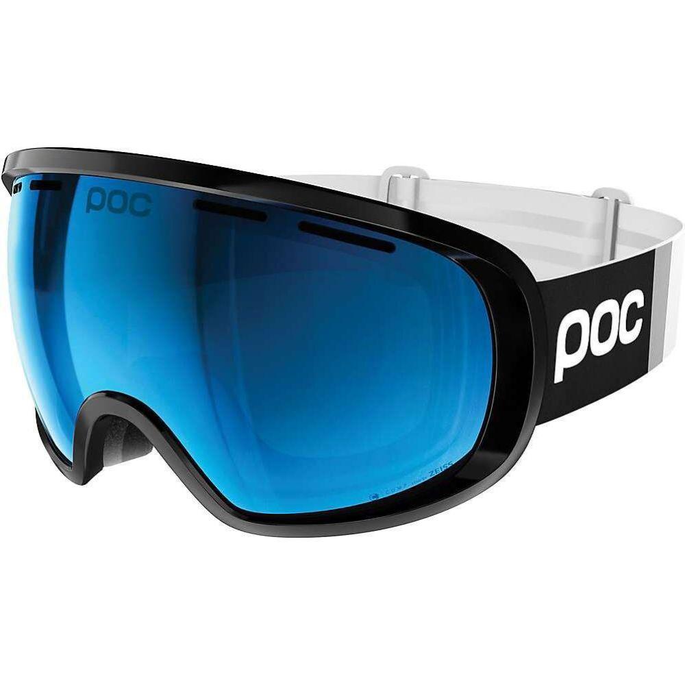 ポック ユニセックス スキー スノーボード チープ ゴーグル Uranium Black Blue 人気ショップが最安値挑戦 サイズ交換無料 Sports Mirror Goggle Clarity POC Fovea Comp